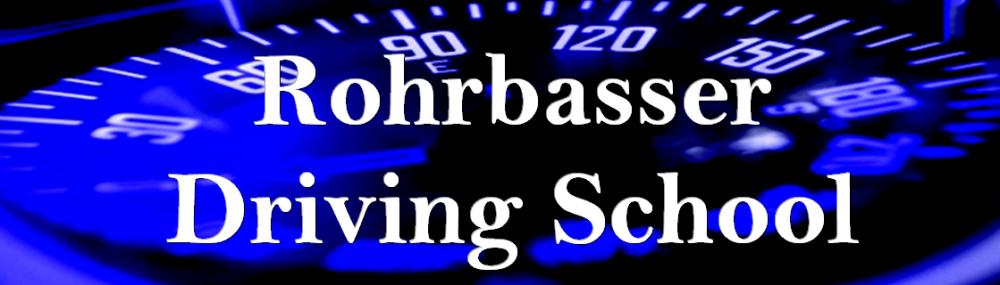 Rohrbasser Driving School